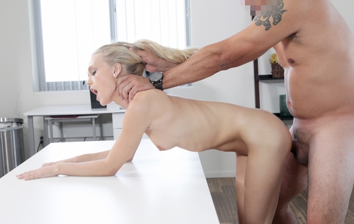Alex Grey is ready to show what she's got